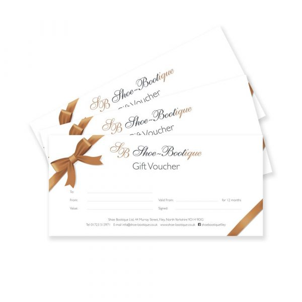 Shoe Bootique Gift Vouchers